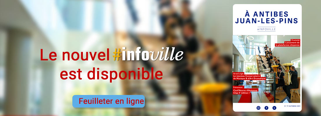 Infoville n° 77 - Automne 2021
