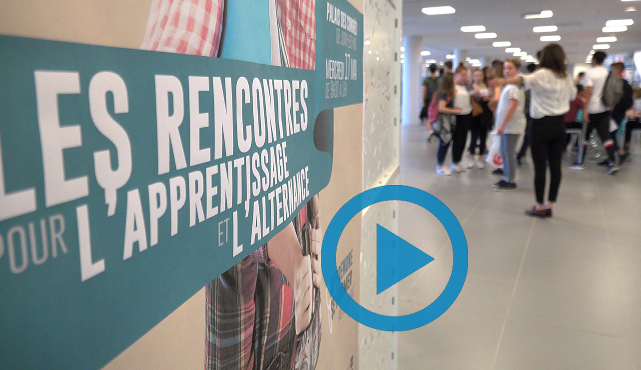 Salon de Apprentissage et de l'Alternance